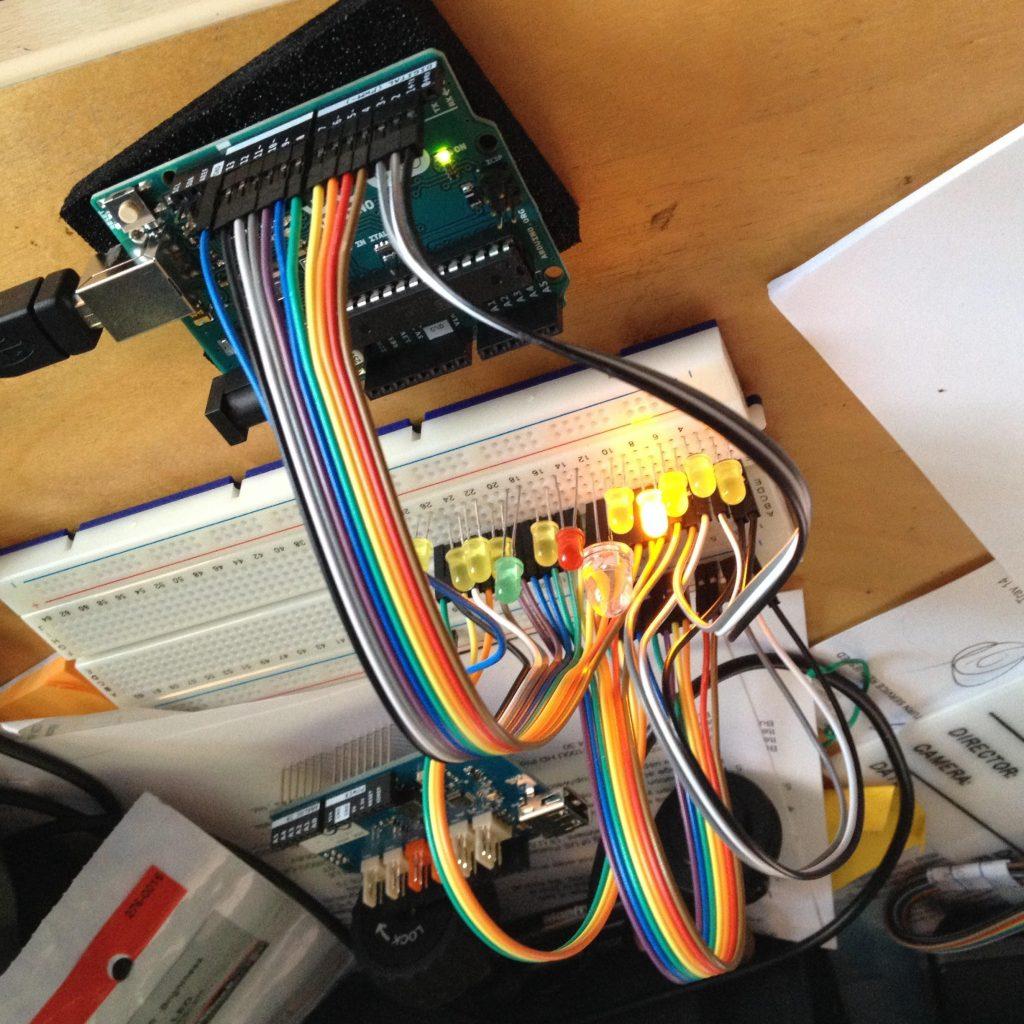 Arduino Camera Control – Brian Tolle